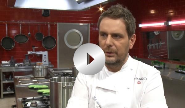 Wojciech Modest Amaro: kucharz musi kopiować, żeby tworzyć