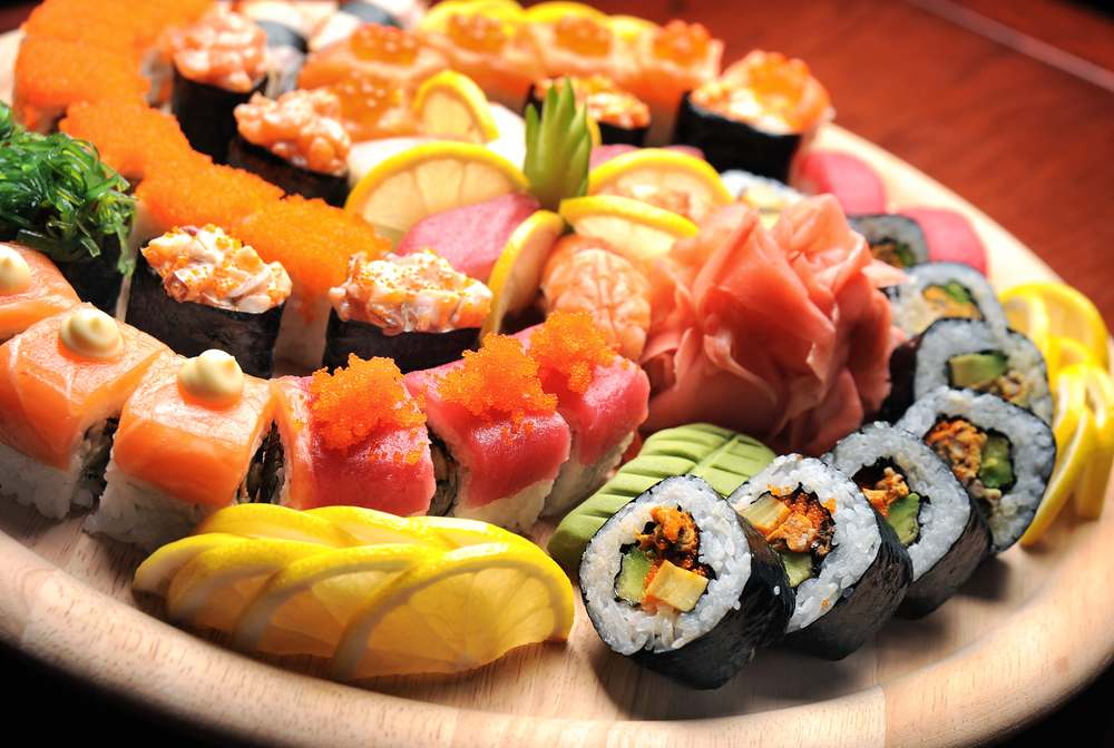 Ratunek w potrzebie, czyli sushi z dowozem do domu