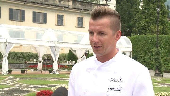 Karol Okrasa - kuchnia polska - gotowanie