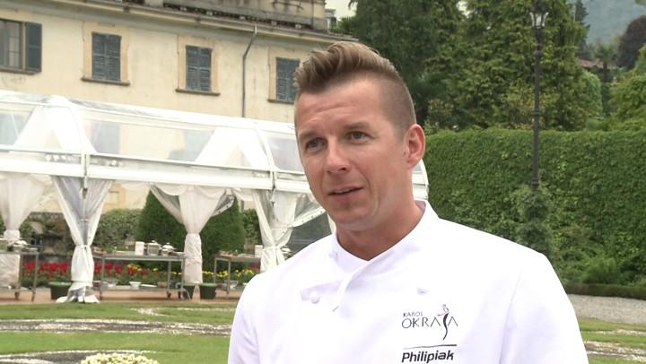 Karol Okrasa - kuchnia włoska