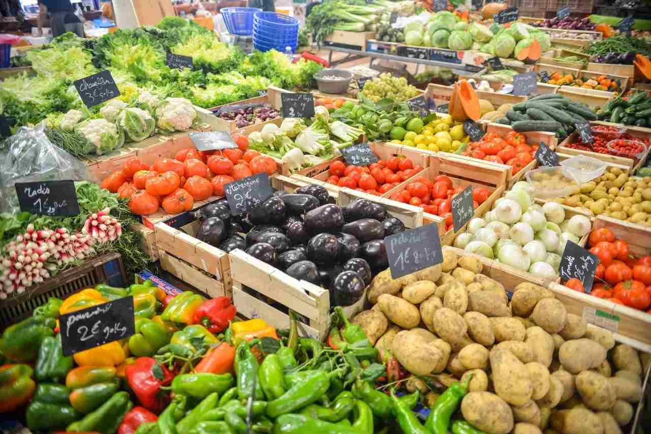 rynek żywności ekologicznej