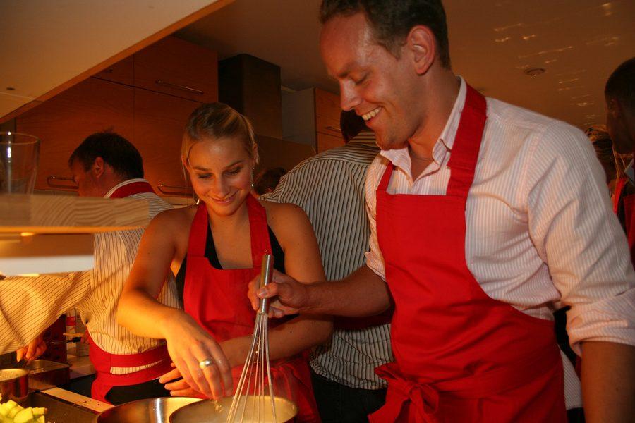 gotowanie na żywo - sukiennice - wrocław