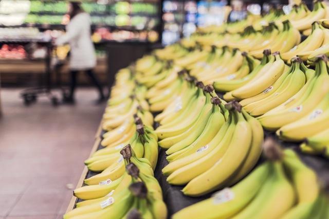 konsumpcja bananów - polska