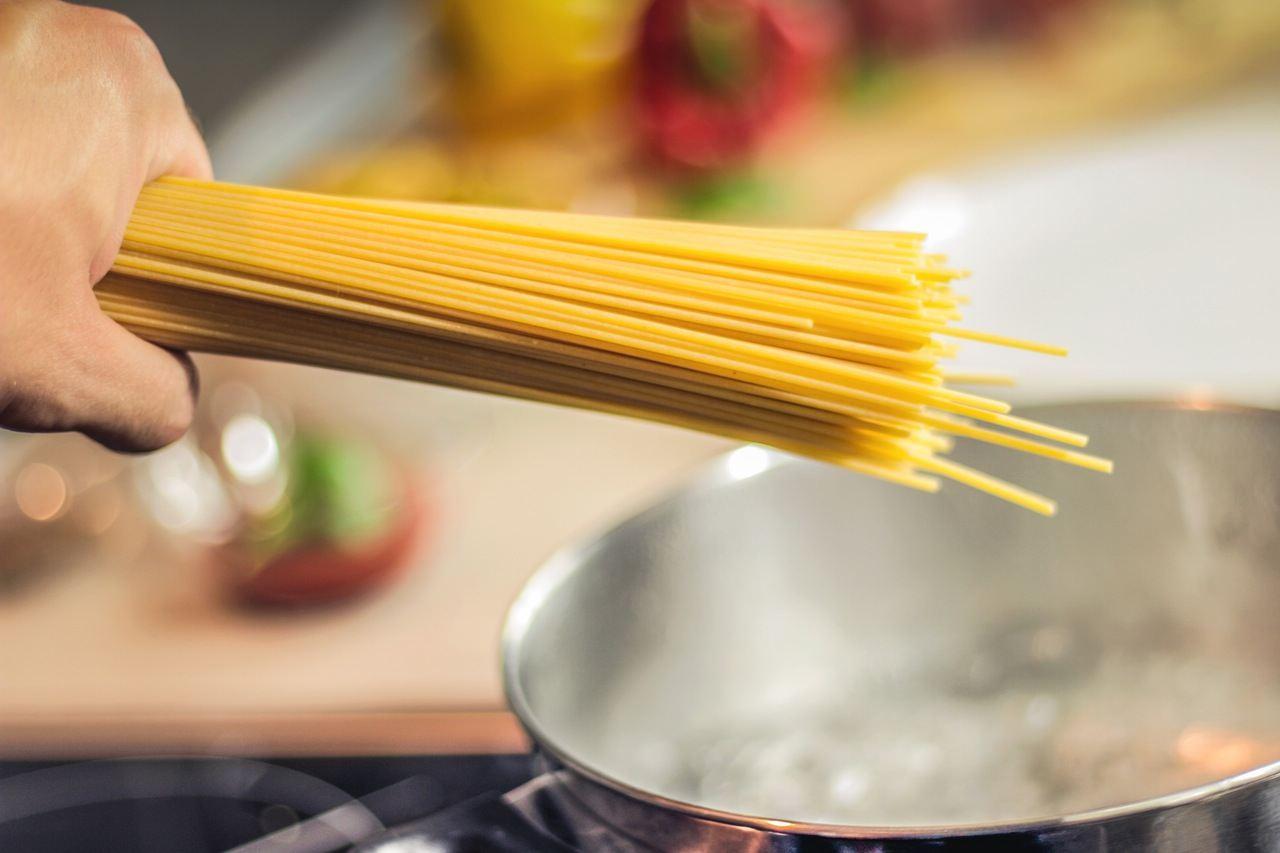 Kuchnia Sardynii - spaghetti