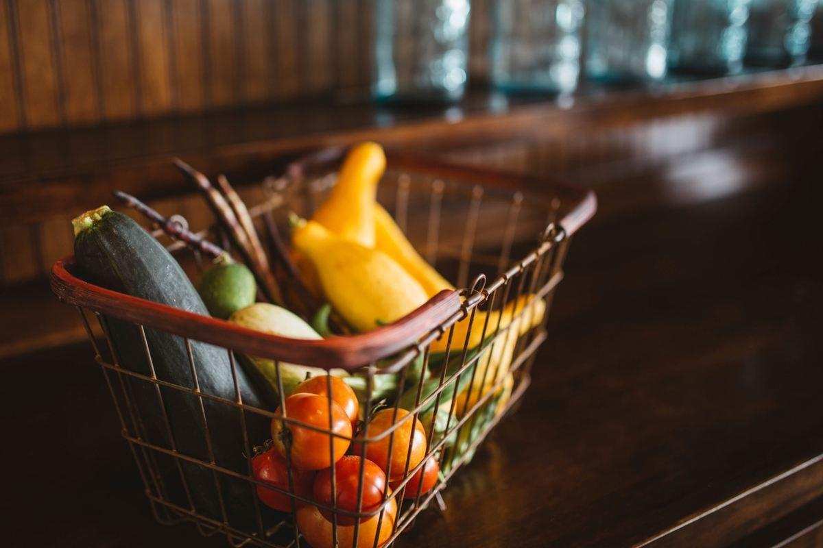 wyrzucanie jedzenia - zakupy