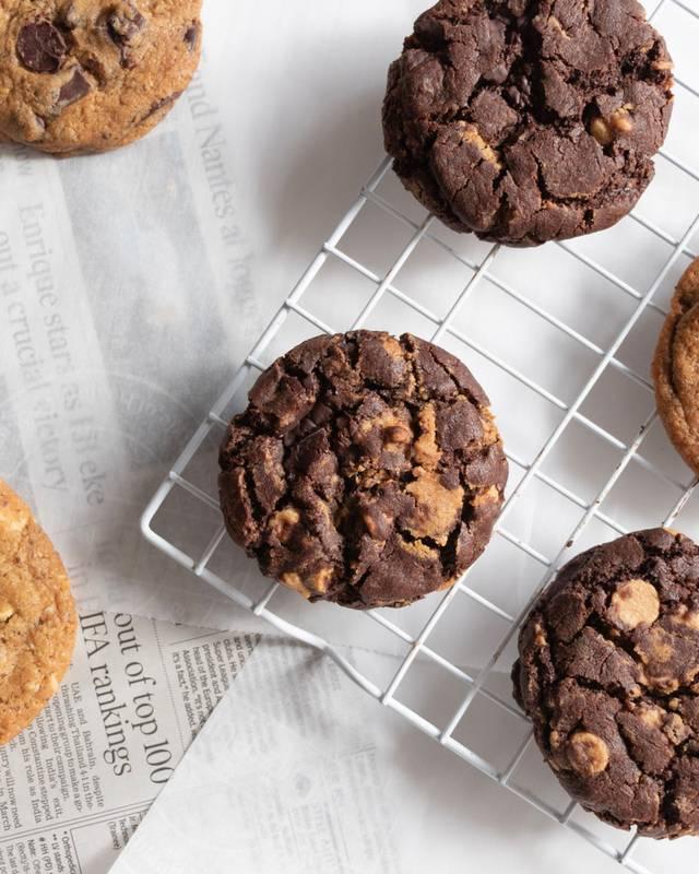 ciasteczka robione w domu