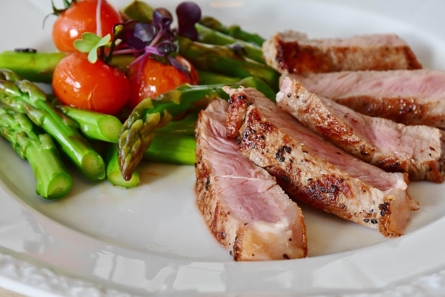 danie z wołowiny
